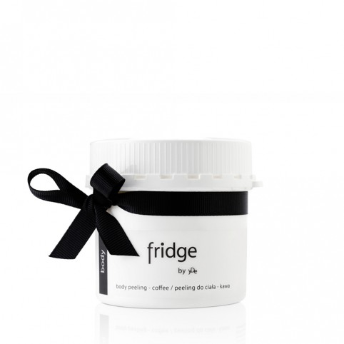 Fridge body coffee peeling – exfoliant pour le corps (café) 220g