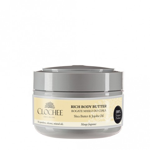 Clochee - Rich body butter - almond flower 250 ml